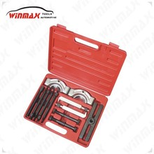 WINMAX 12 Piece Gear Puller & Bearing Separator Splitter Kit Automotive Tools WT04001