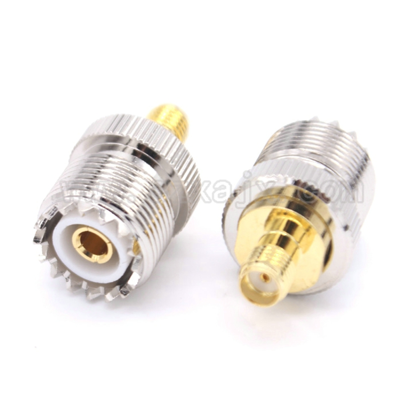 RF coaxial coax adapter UHF to SMA connector SO239 UHF female to SMA female Jack adapter fast ship<br><br>Aliexpress