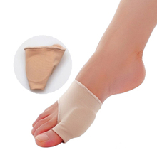 2pcs Foot toe Separator Foot Care Tool Thumb Valgus Protector Bunion Adjuster Pain Relief Straighten Bent Toes Feet Care