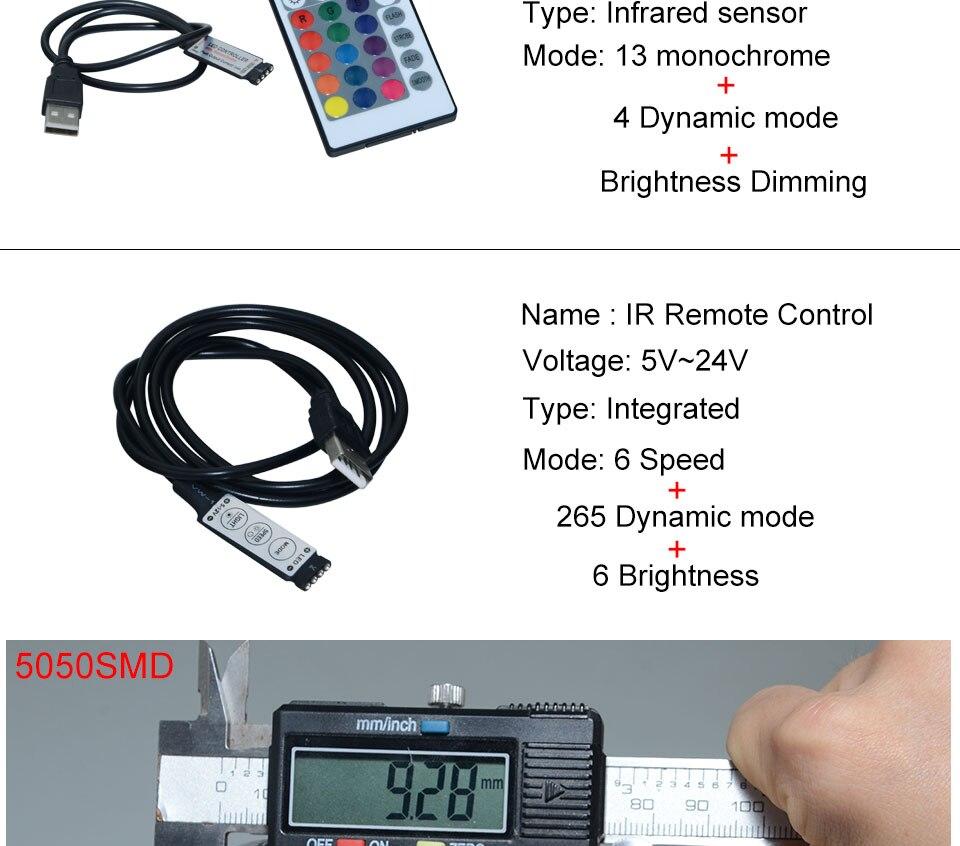LED Strip light 5v usb (5)