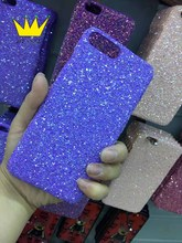 BTSSZE glitter flicker shine case hard back cover protective sliver powdery For Iphone 6 6S 7 6Plus 7Plus phone
