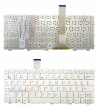 Original brand New Keyboard for Asus EEE PC R015PX R051B R051BX R051CX R051E R051P R051T R052C R052CE US White NO Frame(China)