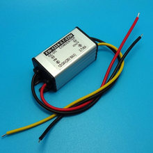 New DC Step Down 12V(7-28V) To 3.7V 6A 22W Power Supply Converter Adapter Voltage Regulator Module(China)