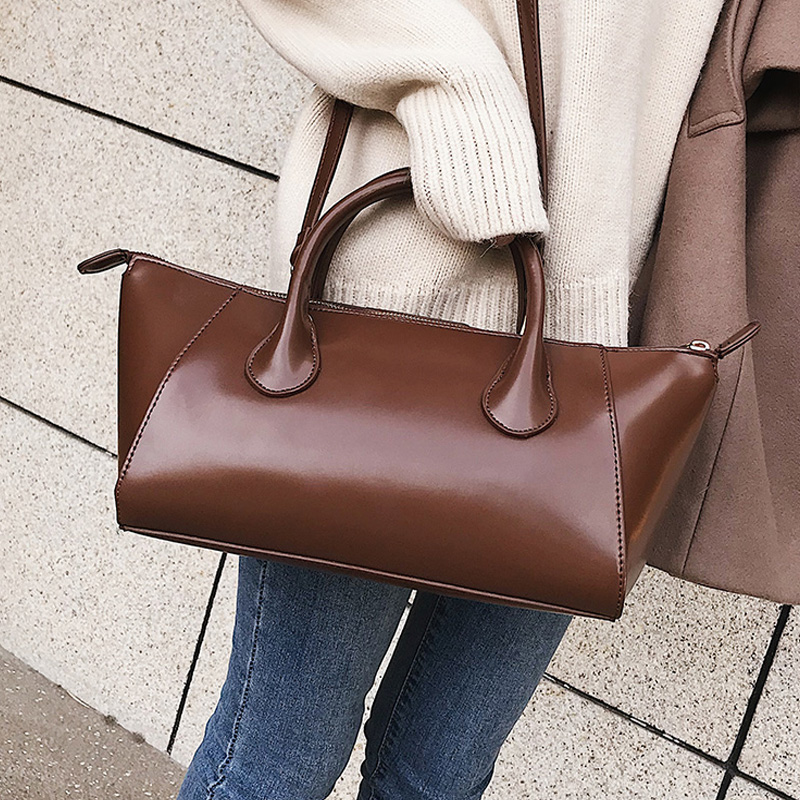 2018 Luxury Handbags Women Bags Designer High Quality Vintage Leather Shoulder Bags Sac a Main England Style Brand Ladies Bag<br>