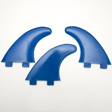 Surfboard Fins Fcs style Fins Surf Fins Surfing Fcs G5 (3 pcs)(China)