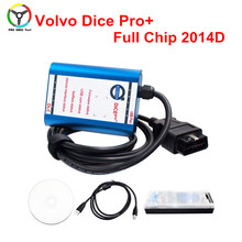 New Arrival 2014D For Volvo Vida Dice Super Diagnostic Tool For VOLVO VIDA DICE PRO+ 2014D Self-Test For Volvo Scanner(China)