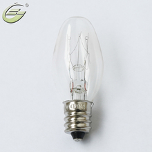 Buy 1PC Incandescent Bulbs Mini E12 Small Silk Bulbs Vintage Antique Edison Lamp 5W/7W 110V/220V Decoration Bulb Salt lamp for $16.90 in AliExpress store