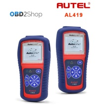 Autel AutoLink AL419 OBD II and CAN Scan Tool Update Via Official Website al 419 High quality