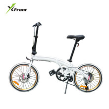 Original brand X-Front 7-speed transmission Aluminum Alloy folding bike bmx road bike for Car 4S supply(China)