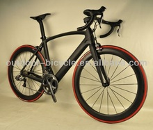 dengfu FM098 black matt aero di2 road racing bicycle with 5800 groupset full carbon popular road bikes for selling(China)