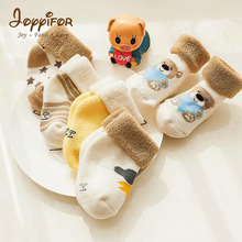10PCS/Lot Winter Warm Baby Girls Boy Socks Spring Summer Newborn Baby Boy Socks Meias Para Bebe baby winter socks