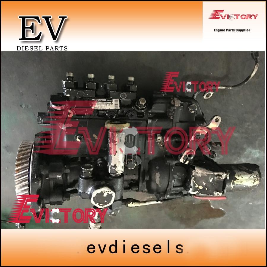 S4Q Engine Piston Ring Set Mitsubishi S4Q S4Q2 Forklift Loader Tractor Excavator