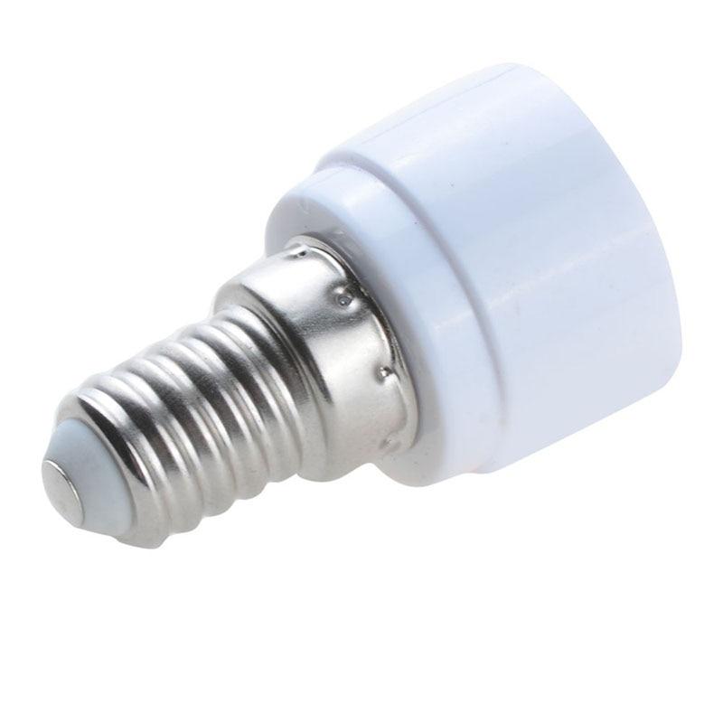 0102 E14 To MR16 GU5.3 Lamp Base Socket Lamp Holder Converter Adapter 3