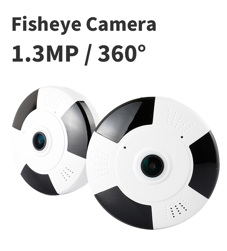 PUAroom Brand  Hot selling 960P 360 degree fisheye panorama wifi VR camera<br>