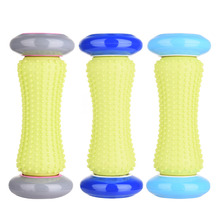 Hand and Foot Massager Roller CrossFit Women Body-building Fitness Exercise Equipment Ladies Yoga Sports Accessories(China)
