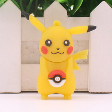 Cute Crazy Hot Pokemon Model usb 2.0 flash drive 4GB 8GB 16GB 32GB 64GB Pocket monster Pikachu Pen drive memory stick gifts
