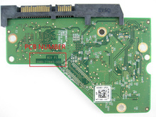 HDD PCB logic board circuit board 2060-771945-002 REV A/P1 for WD 3.5 SATA hard drive repair data recovery(China)