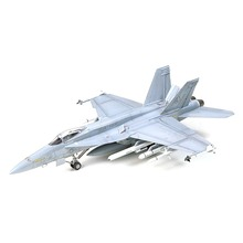 OHS Tamiya 60746 1/72 F/A18E Super Hornet Assembly Airforce Model Building Kits