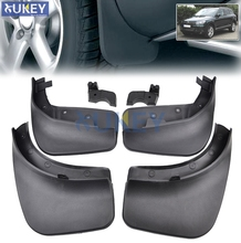 Set Mud Flaps For VW Touareg 2 Mk2 2011-2017 Mudflaps Splash Guards Front Rear Mud Flap Mudguards 2012 2013 2014 2015 2016 7P5