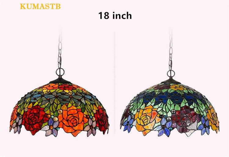 Tiffany Rose Lamp 19