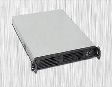 Industrial chassis 1U550mm deep standard storage server monitoring Computer case(China)