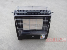 Portable household gas heater propane natural gas outdoor indoor infrared gas heater with flameout overheat ODS protection(China)