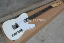 Free Shipping Factory custom shop  New white telecaster guitar electric guitar