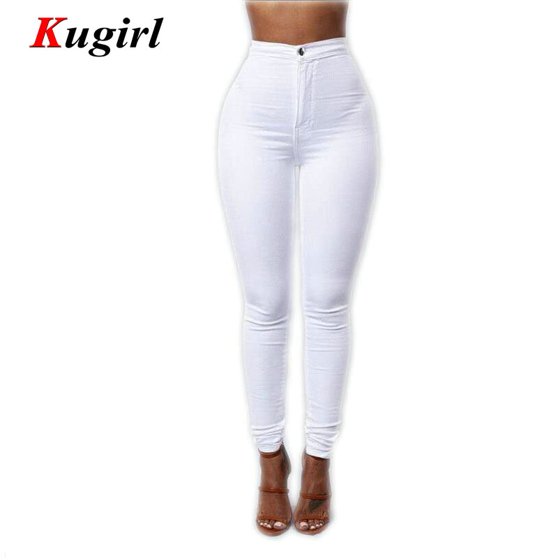 Womens Vintage High Waist Jeans Pencil Stretch Denim Pants Female Slim Skinny Trousers Plus Size Calca JeansОдежда и ак�е��уары<br><br><br>Aliexpress