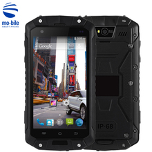 Guophone V9 4.5 inch Android 4.4 3G Smartphone MTK6572 Dual Core 512MB RAM 4GB ROM 4000mAh Shockproof Waterproof Cell Phone