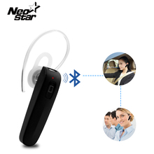 Stereo Headset Bluetooth Wireless Earphone Handfree Headphone With Microphone 4.0 Universal for iPhone 7 7Plus Samsung(China)