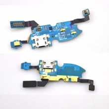 For Samsung Galaxy S4 Mini i9195 9195 USB Charging Port Micro USB Port Audio Headphone Jack Flex Cable , Free Shiping