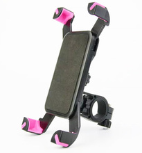 Adjustable Mobile Phone Bike Bicycle Handlebar Mount Stands Holders For Motorola Moto G3,Moto Z Play/Z Play Droid,Sharp Z2(China)