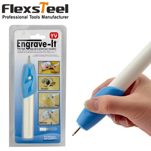 Mini Handheld Electric Engraving Chisel Tool for Wood Plastic Metal Carving Etching Pen Rotary Tool Graver Tool Engraver-it(China)