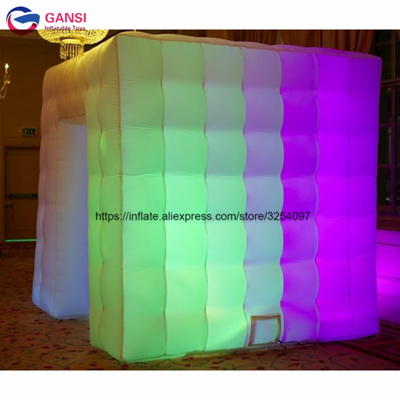 inflatable photo booth42