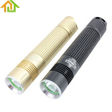 1500LM Outdoor Camping Hiking Mini Portable XM T6 LED Flashlight Torch  Linterna Brightest Small Powerful Flash Light