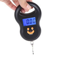 Buy WH-A03L 50Kg Portable LCD Backlight Digital Hanging Scale Electronic Pocket Weighing Scales Luggage Weight Fishing Hook Scale for $4.21 in AliExpress store
