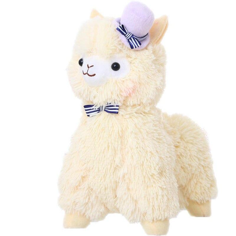 45cm/18 Kawaii Alpaca Plush Toy Alpacasso Stuffed Animal Soft Alpaca Stuffed Kids Toys Baby Toy Alpacasso Gift For Children 23<br><br>Aliexpress