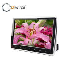 Ownice New Arrival 10.1 Inch HD TFT LCD Screen Car Headrest Monitor DVD/USB/SD HDMI Player(China)