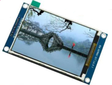 2.8 inch 8PIN SPI HD Color TFT LCD Color Screen Module ILI9341 Drive IC 240(RGB)*320 No Touch