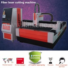 Factory price 1325 1530 fiber laser cutting machine for sheet metal processing / kitchen ware / elevators/fiber laser machine