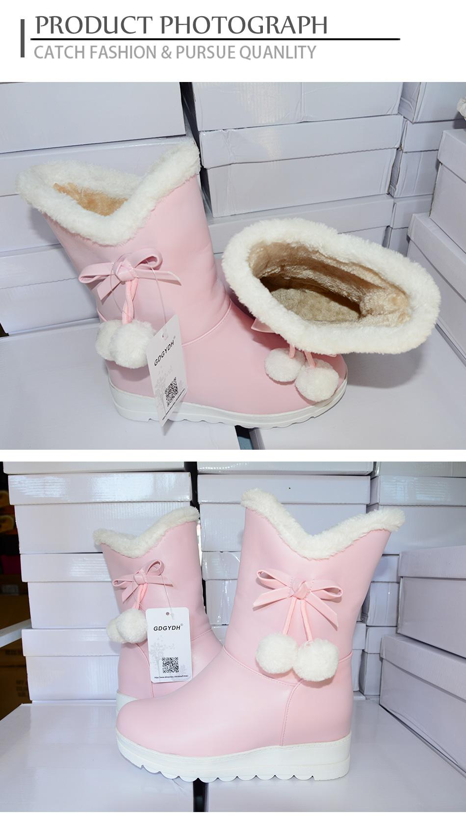 womens snow boots winter