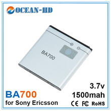 BA700 1500mAh China Brand Mini Replacement Lithium Mobile Phone Battery For Sony Ericsson XPERIA RAY ST18i Neo V MT11i Pro MK16i