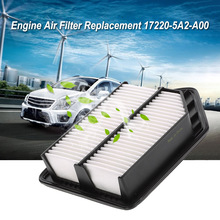 Auto Car Air Filter 17220-5A2-A00 Engine Air Filter Replacement for Honda Accord 2013-2014 TLX 2015