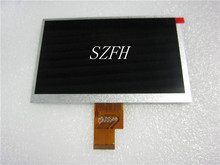 Supply of 7 inch 40pin 1024X600 high-definition screen Innolux EJ070NA-01J m1-c1 Liquid crystal display screen Free shipping