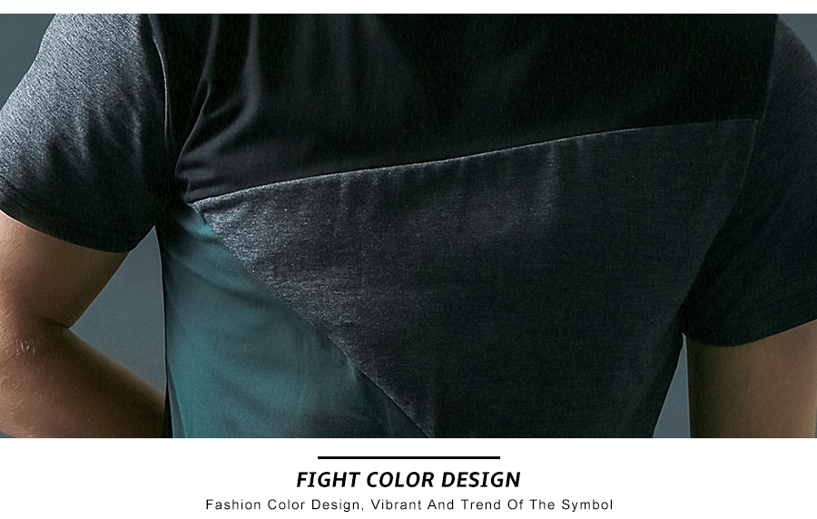 6 Designs Mens T Shirt Slim Fit Crew Neck T-shirt Men Short Sleeve Shirt Casual tshirt Tee Tops Mens Short Shirt Size M-5XL 17