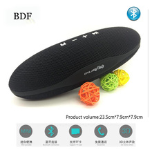 New Wireless Bluetooth Speakers High Quality Portable Speaker Mini Soundbar Mp3 Player Bass Boombox with Support Aux FM Radio TF