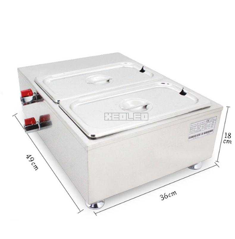 Chocolate melting machine (9)
