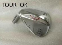 New Mens Golf head  TOUR OK Golf wedges  left head  52*56*58*60* wedges clubs head no shaft Free shipping