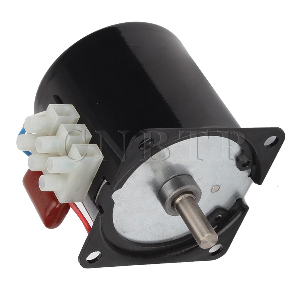 CNBTR  AC 220V 20RPM Rotated Speed Synchronous Reduction Gear Box Motor 14W  <br><br>Aliexpress