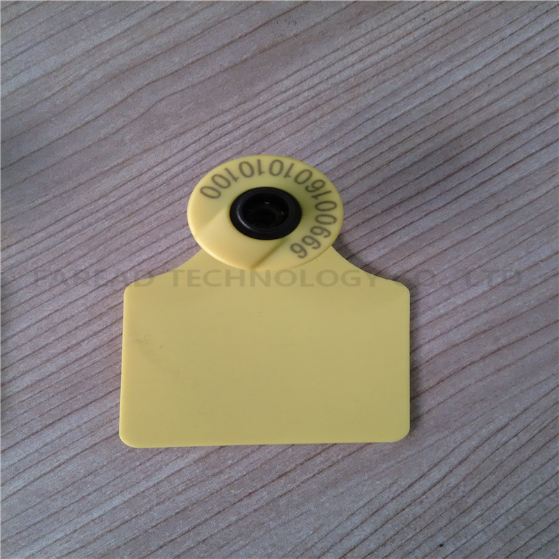 FREE SHIPPING  RFID Passive  tags Animal ear tag for Pig ,cattle tracking  with ICAR Coding<br><br>Aliexpress